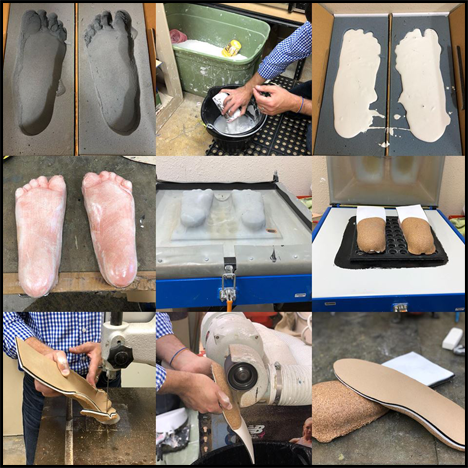 Shoe Making Process